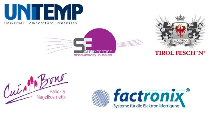Logos Beispiele