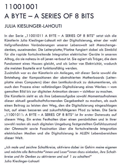 Beschreibung Diplomarbeit Julia Kieslinger-Lahouti