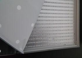LED-Beleuchtung Rückseite
