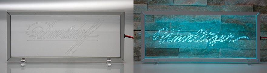 LED-Lichtfluter Davidoff