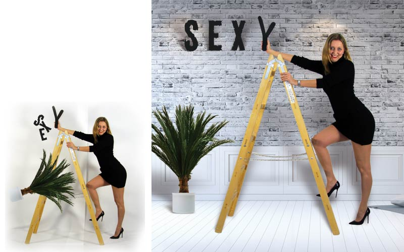 Petra Gebhardt, Inhaberin COMMPLUS Werbung & Design