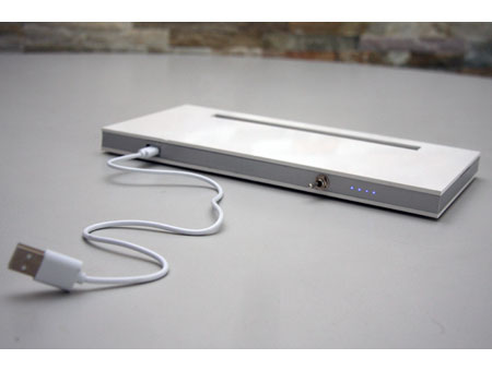 LED-Tischaufsteller Sockel USB-/Akkuversion