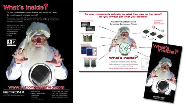 Retronix Campagne What is inside