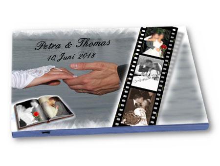 Videobroschüre Hochzeit